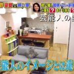 【女優の自宅】加藤夏希さんの狭い一軒家自宅リビング【画像あり】