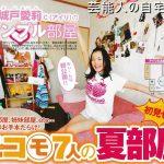 【女優の自宅】城戸愛莉さんの高校生の時の自宅【レア画像】