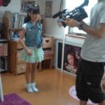 【JSガールの部屋】萩生田菜波さんのロフトベッド部屋【画像あり】