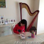 【モデルの自宅】戸川栞那さんの中学生部屋とクラシック家具なリビング【画像あり】