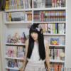 【アイドルの自宅】緑川百々子さんのサブカル部屋【画像あり】