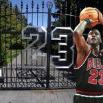 【バスケの神様】マイケル・ジョーダンさんの豪邸自宅【画像あり】