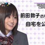 【頂点時代】元AKB48 前田敦子さんの自宅一部とペット【画像あり】