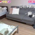 【グラドル】岸明日香さんのシックな色合いの自宅【淳が泊まってジャッジ】