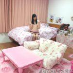【NMB48の自宅】川上礼奈さんのお姫様のような花柄自宅【画像あり】