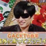 【個人の家レベルじゃない】GACKTさんの海外の超絶豪邸自宅【画像あり】