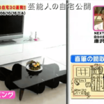 【23才】上戸彩さんの独身時代の自宅一部【画像あり】