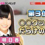【プロレスグッズだらけ】元AKB48 倉持明日香さんの自宅【画像あり】