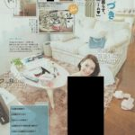【パンダ好きお嬢様ルーム】堀みづきさんの自宅【画像あり】