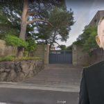 【日本一の大富豪】ユニクロ 柳井正社長の大豪邸自宅【画像】