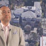 【ソフトバンクグループ】孫正義社長の港区大豪邸自宅【画像】