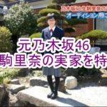 【元乃木坂46】生駒里奈さんの日本屋敷実家【画像】