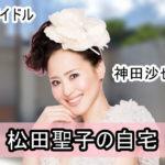 【永遠のアイドル】松田聖子さんの自宅【画像あり】