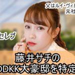 【16LLDDKK】藤井サチさんの大豪邸を特定完了【画像】