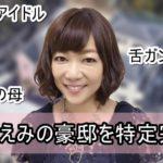 【舌ガン】堀ちえみさんの2億円自宅を特定完了【画像】