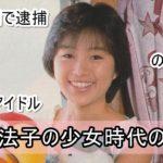 【覚醒剤で逮捕】酒井法子さんの少女時代の自宅【激レア画像】