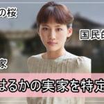 【国民的女優】綾瀬はるかさんの実家を特定完了【画像】