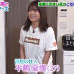 【元AKB48】平嶋夏海さんのカジュアルな自宅【画像】