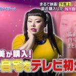【最近購入】渡辺直美さんのNYの自宅【画像】